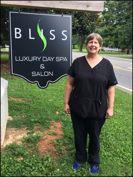Terry D., Bliss Luxury Day Spa and Salon